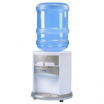 Кулер для воды LB-ТWB0,5-5Т32 white с нагревом и электронным охлаждением